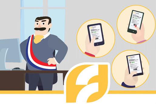 FLUICITY, une application pour faciliter l'échangecitoyen